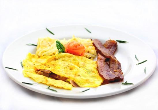 Eggs & Omlette