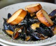 Fresh Mussels -